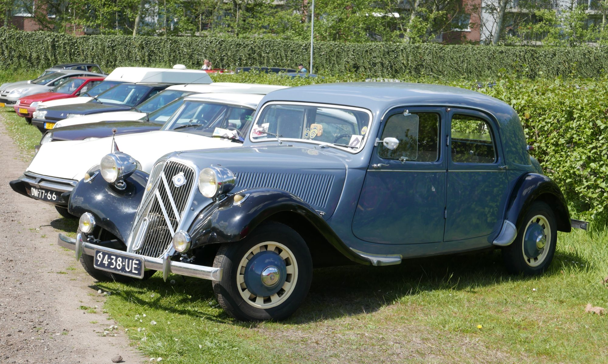 André Citroën Club Lëtzebuerg